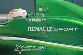 World © Octane Photographic Ltd. Eurocup Formula Renault 2.0 Championship testing. Jerez de la Frontera, Thursday 27th March 2014. Fortec Motorsports – Matt (Matthew) Parry. Digital Ref :  0900cb1d7592