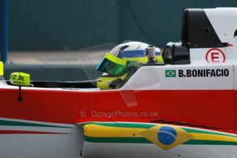 World © Octane Photographic Ltd. Eurocup Formula Renault 2.0 Championship testing. Jerez de la Frontera, Thursday 27th March 2014. Prema Powerteam – Bruno Bonifacio. Digital Ref :  0900cb1d7617