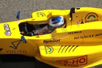 World © Octane Photographic Ltd. Eurocup Formula Renault 2.0 Championship testing. Jerez de la Frontera, Thursday 27th March 2014. Josef Kaufmann Racing – Gistav Malja. Digital Ref :  0900cb1d7653