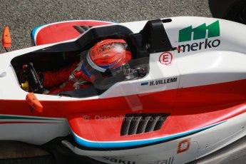 World © Octane Photographic Ltd. Eurocup Formula Renault 2.0 Championship testing. Jerez de la Frontera, Thursday 27th March 2014. Prema Powerteam – Hans Villemi. Digital Ref :  0900cb1d7657