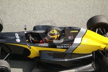 World © Octane Photographic Ltd. Eurocup Formula Renault 2.0 Championship testing. Jerez de la Frontera, Thursday 27th March 2014. Arta Engineering – Darius Oskoui. Digital Ref :  0900cb1d7689