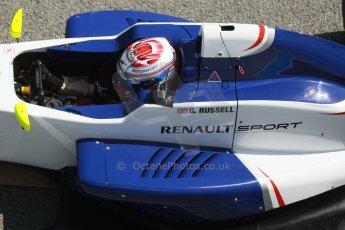 World © Octane Photographic Ltd. Eurocup Formula Renault 2.0 Championship testing. Jerez de la Frontera, Thursday 27th March 2014. Koiranen GP – George Russell. Digital Ref :  0900cb1d7766