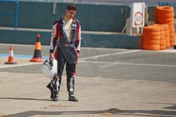 World © Octane Photographic Ltd. Eurocup Formula Renault 2.0 Championship testing. Jerez de la Frontera, Thursday 27th March 2014. Koiranen GP – Nicholas Surguladze. Digital Ref :  0900cb1d7779
