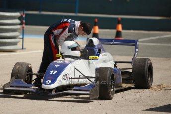 World © Octane Photographic Ltd. Eurocup Formula Renault 2.0 Championship testing. Jerez de la Frontera, Thursday 27th March 2014. Koiranen GP – Nicholas Surguladze. Digital Ref :  0900cb1d7802