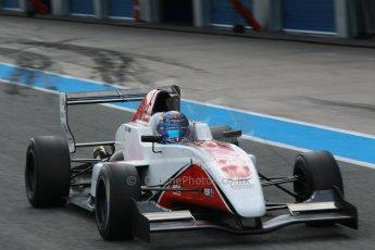 World © Octane Photographic Ltd. Eurocup Formula Renault 2.0 Championship testing. Jerez de la Frontera, Thursday 27th March 2014. ART Junior Team - Aureilen Panis. Digital Ref :  0900cb1d7983
