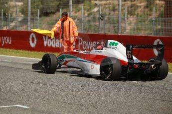 World © Octane Photographic Ltd. Eurocup Formula Renault 2.0 Championship testing. Jerez de la Frontera, Thursday 27th March 2014. Prema Powerteam – Hans Villemi. Digital Ref :  0900cb1d8036