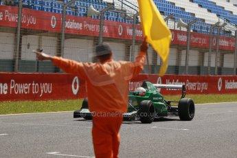 World © Octane Photographic Ltd. Eurocup Formula Renault 2.0 Championship testing. Jerez de la Frontera, Thursday 27th March 2014. Fortec Motorsports – Matt (Matthew) Parry. Digital Ref :  0900cb1d8078