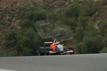 World © Octane Photographic Ltd. Eurocup Formula Renault 2.0 Championship testing. Jerez de la Frontera, Thursday 27th March 2014. Tech 1 Racing – Vasily Romanov. Digital Ref :  0900lb1d0258