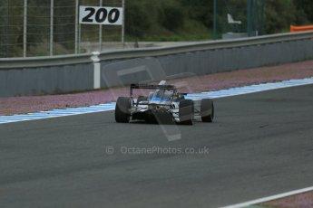 World © Octane Photographic Ltd. Eurocup Formula Renault 2.0 Championship testing. Jerez de la Frontera, Thursday 27th March 2014. Josef Kaufmann Racing – Ryan Tveter. Digital Ref :  0900lb1d0337