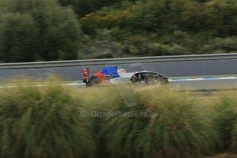 World © Octane Photographic Ltd. Eurocup Formula Renault 2.0 Championship testing. Jerez de la Frontera, Thursday 27th March 2014. Tech 1 Racing – Egor Orudzhev. Digital Ref : 0900lb1d0402
