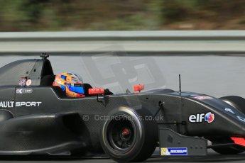 World © Octane Photographic Ltd. Eurocup Formula Renault 2.0 Championship testing. Jerez de la Frontera, Thursday 27th March 2014 – Alexander Albon. KTR. Digital Ref :  0900lb1d1200