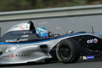 World © Octane Photographic Ltd. Eurocup Formula Renault 2.0 Championship testing. Jerez de la Frontera, Thursday 27th March 2014. Josef Kaufmann Racing – Ryan Tveter. Digital Ref :  0900lb1d1221