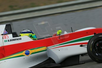 World © Octane Photographic Ltd. Eurocup Formula Renault 2.0 Championship testing. Jerez de la Frontera, Thursday 27th March 2014. Prema Powerteam – Bruno Bonifacio. Digital Ref :  0900lb1d1238