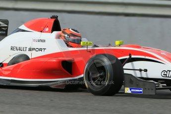 World © Octane Photographic Ltd. Eurocup Formula Renault 2.0 Championship testing. Jerez de la Frontera, Thursday 27th March 2014. Fortec Motorsports – Jack Aitken. Digital Ref :  0900lb1d1405