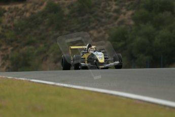 World © Octane Photographic Ltd. Eurocup Formula Renault 2.0 Championship testing. Jerez de la Frontera, Thursday 27th March 2014. Arta Engineering – Darius Oskoui. Digital Ref :  0900lb1d9814