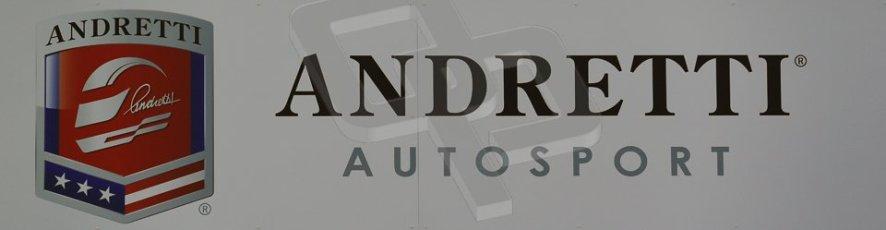 World © Octane Photographic Ltd. FIA Formula E testing Donington Park 10th July 2014. Andretti Autosport logo. Digital Ref : 1032CB1D3271