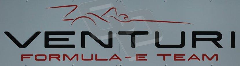 World © Octane Photographic Ltd. FIA Formula E testing Donington Park 10th July 2014. Venturi team logo. Digital Ref : 1032CB1D3285