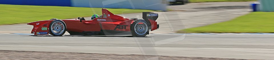 World © Octane Photographic Ltd. FIA Formula E testing Donington Park 10th July 2014. Spark-Renault SRT_01E. Audi Sport ABT - Lucas di Grassi. Digital Ref : 1032CB1D3420