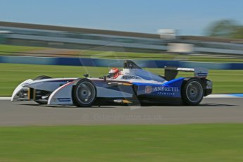 World © Octane Photographic Ltd. FIA Formula E testing Donington Park 10th July 2014. Spark-Renault SRT_01E. Andretti Autosport – Scott Speed. Digital Ref : 1032CB1D3576