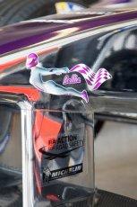 World © MountersPhotography/OctanePhotos.co.uk. FIA Formula E testing Donington Park 9th July 2014. Spark-Renault SRT_01E. Virgin Racing (Bellie) - Sam Bird. Digital Ref : 1031JM1D0301