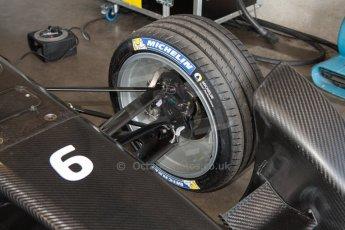 World © MountersPhotography/OctanePhotos.co.uk. FIA Formula E testing Donington Park 9th July 2014. Dragon Racing – Mike Conway. Digital Ref : 1031JM1D9930