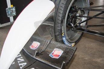 World © MountersPhotography/OctanePhotos.co.uk. FIA Formula E testing Donington Park 9th July 2014. Spark-Renault SRT_01E. Andretti Autosport – Scott Speed. Digital Ref : 1031JM1D9951