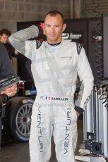 World © MountersPhotography/OctanePhotos.co.uk. FIA Formula E testing Donington Park 9th July 2014. Spark-Renault SRT_01E. Venturi - Stephane Sarrazin. Digital Ref : 1031JM1D9999