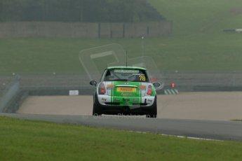 World © Octane Photographic Ltd. Donington Park General testing, Thursday 24th April 2014. Matt Hammond - Mini Cooper - Excelr8 Motorsport, Mini Challenge. Digital Ref : 0913lb1d8766