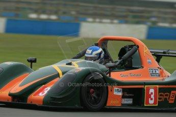 World © Octane Photographic Ltd. Donington Park General testing, Thursday 24th April 2014. Steve Burgess - Radical SR3 RS. Digital Ref : 0913lb1d8806