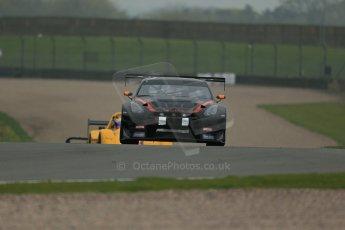 World © Octane Photographic Ltd. Donington Park General testing, Thursday 24th April 2014. JRM Motorsport, Nissan GT-R Nismo GT3. Digital Ref : 0913lb1d8884