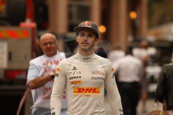 World © Octane Photographic Ltd. Thursday 22nd May 2014. GP2 Practice – Monaco, Monte Carlo. Daniel Abt - Hilmer Motorsport. Digital Ref: 0959CB7D1966