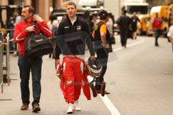 World © Octane Photographic Ltd. Thursday 22nd May 2014. GP2 Practice – Monaco, Monte Carlo. Raffaele Marciello - Racing Engineering. Digital Ref : 0959CB7D1977