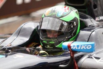 World © Octane Photographic Ltd. Thursday 22nd May 2014. GP2 Practice – Monaco, Monte Carlo. Conor Daly - Venezuela GP Lazarus. Digital Ref : 0959CB7D2115