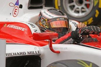 World © Octane Photographic Ltd. Thursday 22nd May 2014. GP2 Practice – Monaco, Monte Carlo. Stoffel Vandoorne - ART Grand Prix. Digital Ref : 0959CB7D2173
