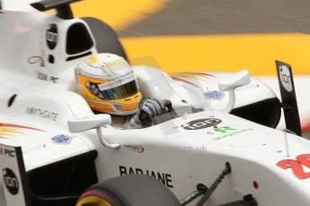 World © Octane Photographic Ltd. Thursday 22nd May 2014. GP2 Practice – Monaco, Monte Carlo. Arthur Pic - Campos Racing. Digital Ref : 0959CB7D2288