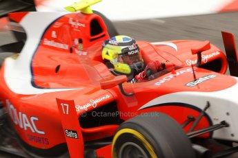 World © Octane Photographic Ltd. Thursday 22nd May 2014. GP2 Practice – Monaco, Monte Carlo. Andre Negrao - Arden International. Digital Ref : 0959CB7D2318