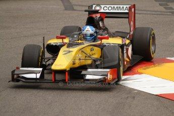 World © Octane Photographic Ltd. Thursday 22nd May 2014. GP2 Practice – Monaco, Monte Carlo. Jolyon Palmer - DAMS. Digital Ref : 0959CB7D2334