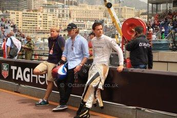 World © Octane Photographic Ltd. Thursday 22nd May 2014. GP2 Practice – Monaco, Monte Carlo. Jolyon Palmer - DAMS. Digital Ref : 0959CB7D5037