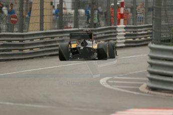 World © Octane Photographic Ltd. Thursday 22nd May 2014. GP2 Practice – Monaco, Monte Carlo. Stephane Richelmi - DAMS. Digital Ref : 0959LB1D4210