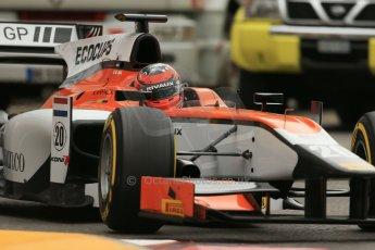 World © Octane Photographic Ltd. Thursday 22nd May 2014. GP2 Practice – Monaco, Monte Carlo. Daniel de Jong - MP Motorsport. Digital Ref : 0959LB1D4319