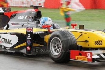 World © Octane Photographic Ltd. Sunday 20th July 2014. GP2 Race 2 – German GP - Hockenheim. Jolyon Palmer – DAMS. Digital Ref : 1050CB7D5955