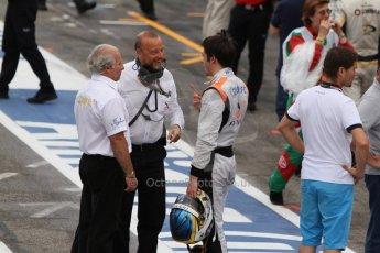 World © Octane Photographic Ltd. Sunday 20th July 2014. GP2 Race 2 – German GP - Hockenheim. Adrian Quaife-Hobbs - Rapax. Digital Ref : 1050CB7D5973