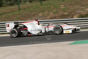 World © Octane Photographic Ltd. Friday 25th July 2014. GP2 Practice – Hungarian GP, Hungaroring - Budapest. Adrian Quaife-Hobbs - Rapax. Digital Ref :