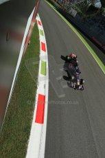 World © Octane Photographic Ltd. Saturday 6th September 2014, Italian GP, Monza - Italy. - Formula 1 Practice 3. Scuderia Toro Rosso STR9 - Jean-Eric Vergne. Digital Ref: 1100LB1D5463