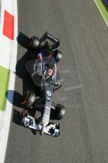 World © Octane Photographic Ltd. Saturday 6th September 2014, Italian GP, Monza - Italy. - Formula 1 Practice 3. Sauber C33 – Adrian Sutil. Digital Ref: 1100LB1D5592