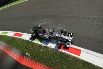 World © Octane Photographic Ltd. Saturday 6th September 2014, Italian GP, Monza - Italy. - Formula 1 Practice 3. Sauber C33 – Adrian Sutil. Digital Ref: 1100LB1D5629