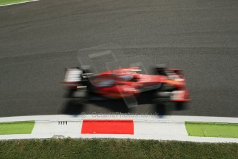 World © Octane Photographic Ltd. Saturday 6th September 2014, Italian GP, Monza - Italy. - Formula 1 Practice 3. Scuderia Ferrari F14T - Fernando Alonso. Digital Ref: 1100LB1D5739