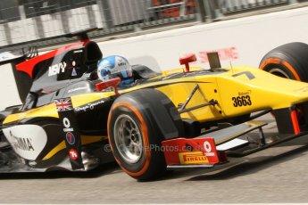 World © Octane Photographic Ltd. Friday Friday 5th September 2014. GP2 Practice – Italian GP - Monza, Italy. Jolyon Palmer – DAMS. Digital Ref : 1095CB7D9096
