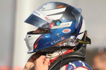 World © Octane Photographic Ltd. Saturday 6th September 2014. GP3 Qualifying Session, Italian GP, Monza - Italy. Matheo Tuscher - Jenzer Motorsport. Digital Ref : 1103CB7D9739