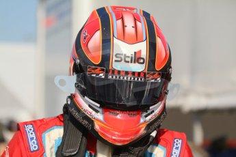 World © Octane Photographic Ltd. Saturday 6th September 2014. GP3 Qualifying Session, Italian GP, Monza - Italy. Kevin Ceccon - Jenzer Motorsport. Digital Ref : 1103CB7D9772
